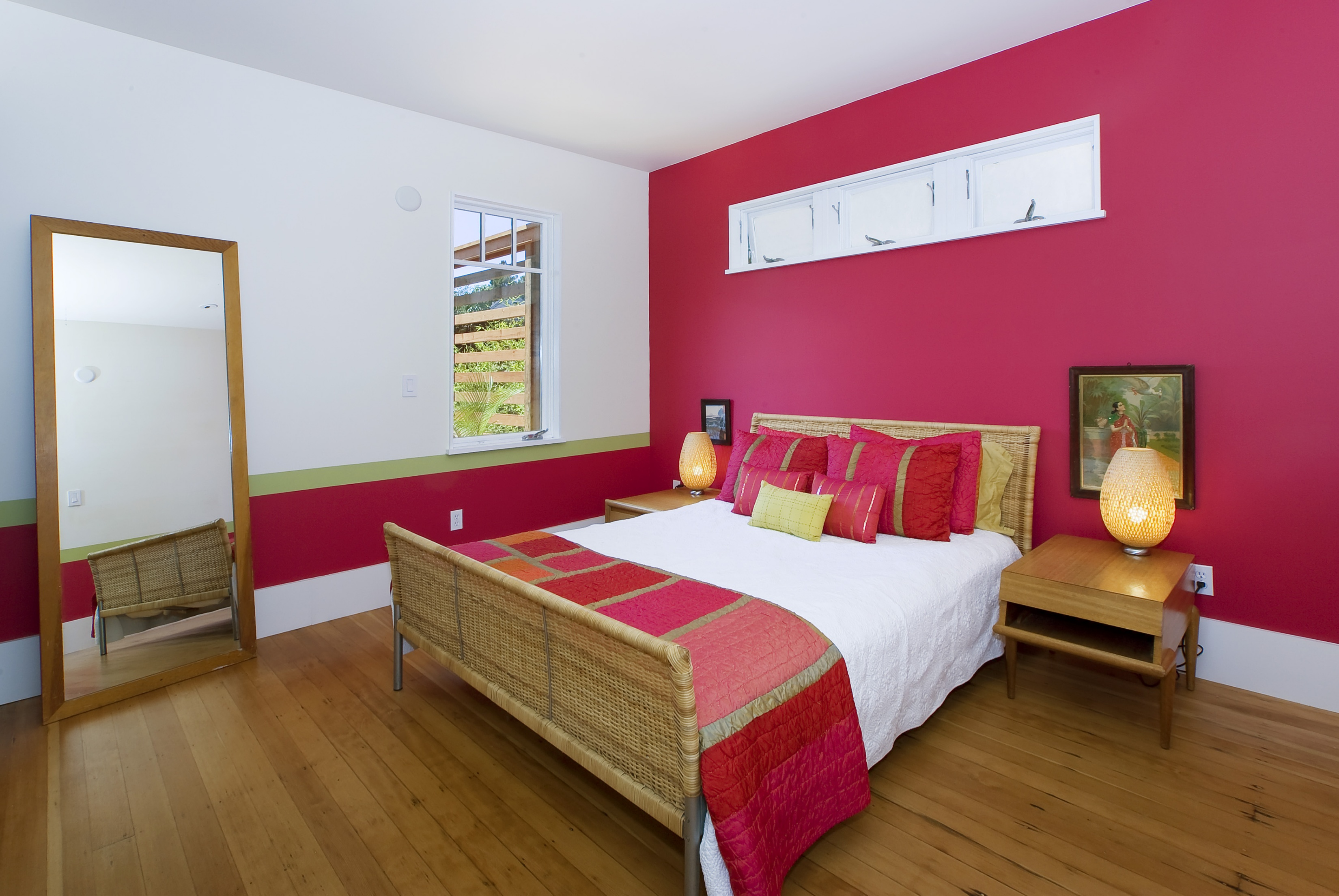 Tropical Modern Bungalow bedroom two